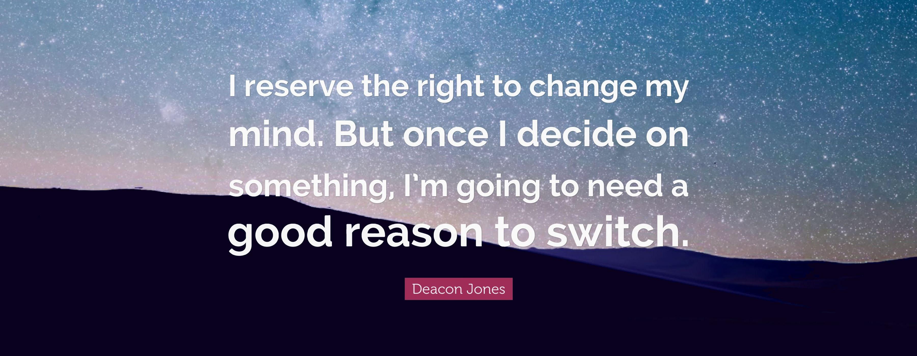Deacon Jones Quote