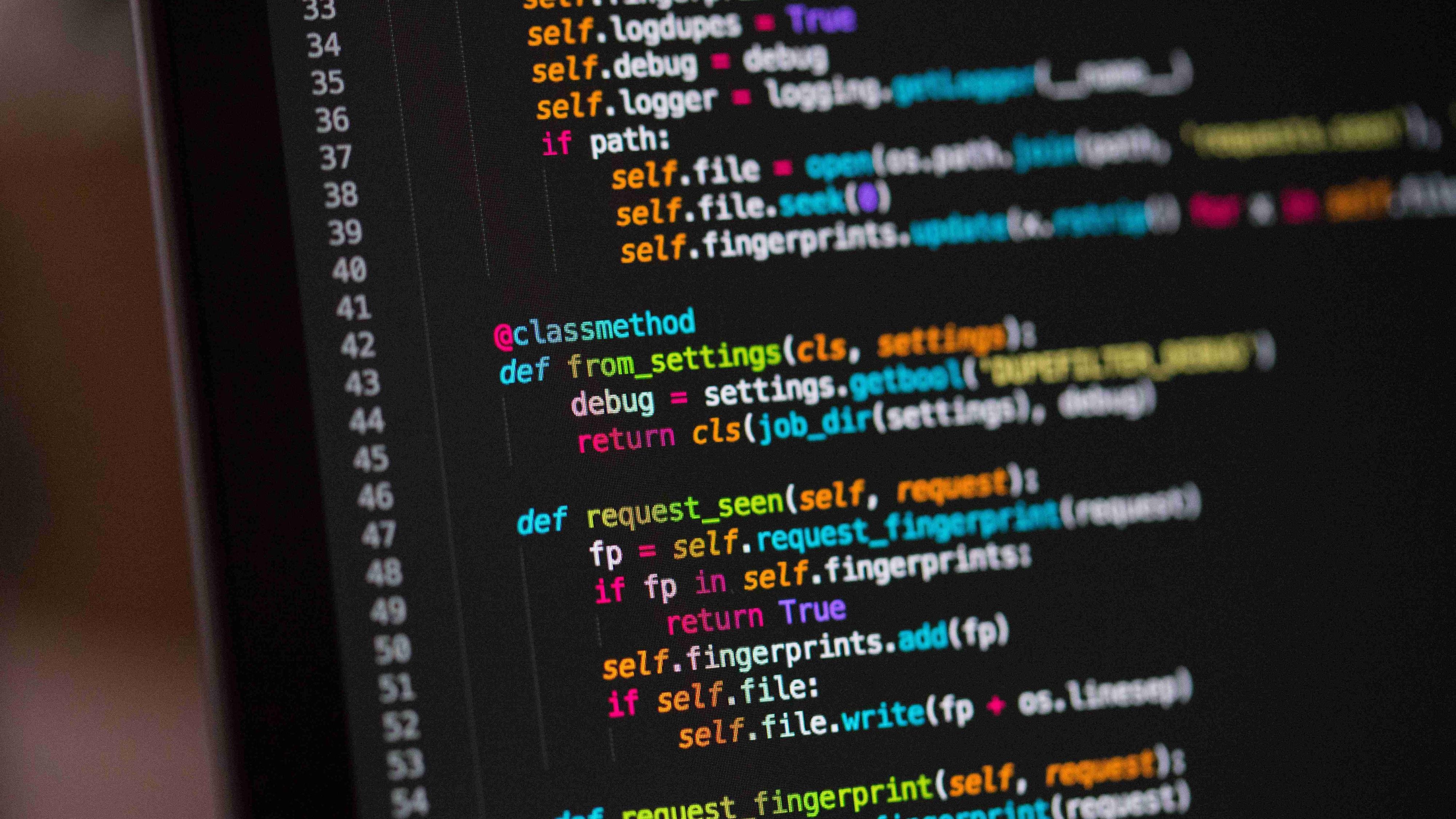 Some Python Code