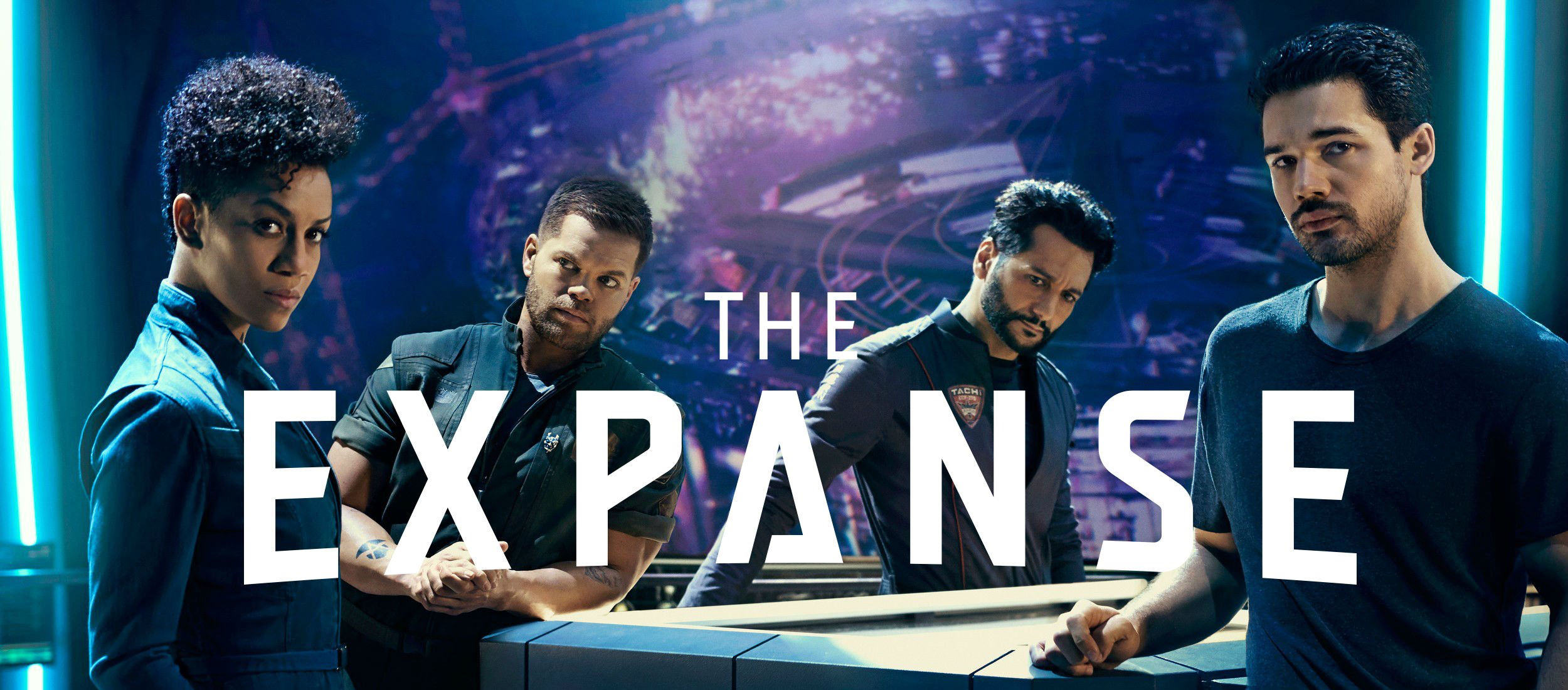 Cast of The Expanse